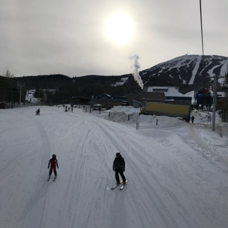 Sugarloaf Mountain: Was a great trip. Great snow great service great food