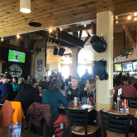 Alta, WY: The Trap Bar
