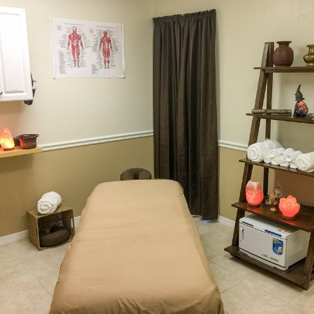 Fort Myers Massage Therapy massage room 2.