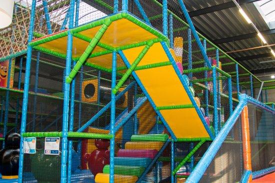 Ballorig Speelparadijs: Speeltoestellen