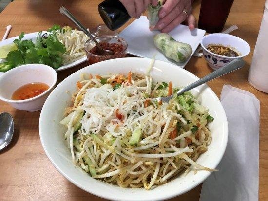 Fried Rice With Steak Cubes With Sauce Picture Of Vung Tau Vietnamese Cuisine Biloxi Tripadvisor