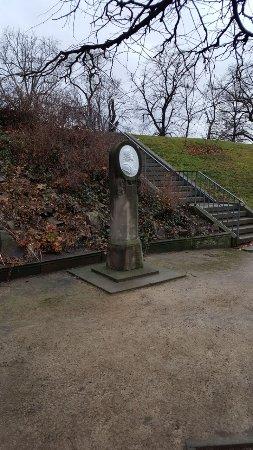 Böttger Denkmal
