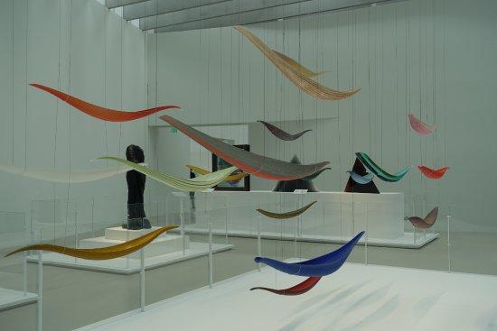 Корнинг, Нью-Йорк: Gondolas of glass