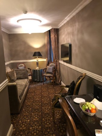 Hotel Heritage - Relais & Chateaux: room 17