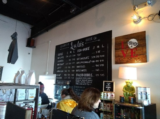 Lula's Coffee Co., Florence - Restaurant Reviews, Phone ...