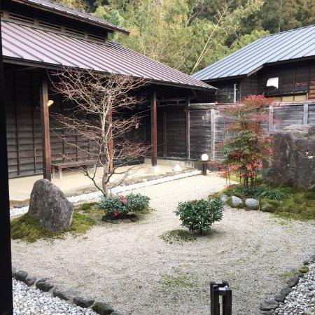 Usa, Japonia: 院内妙見温泉