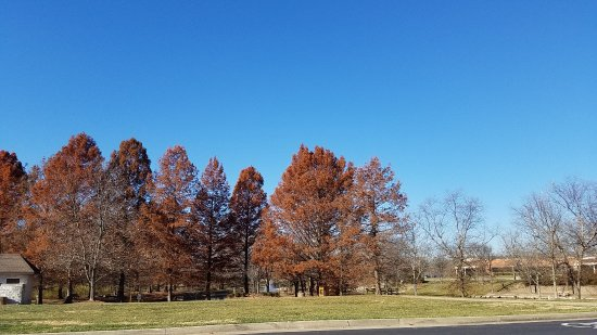 Saint Peters, MO: The park