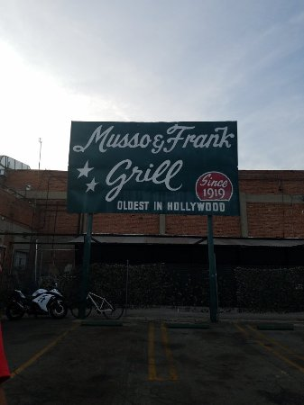 Musso & Frank Grill: 20171230_155044_large.jpg