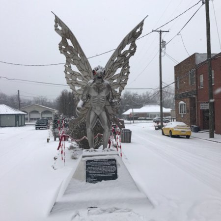 Is mothman real yes or no