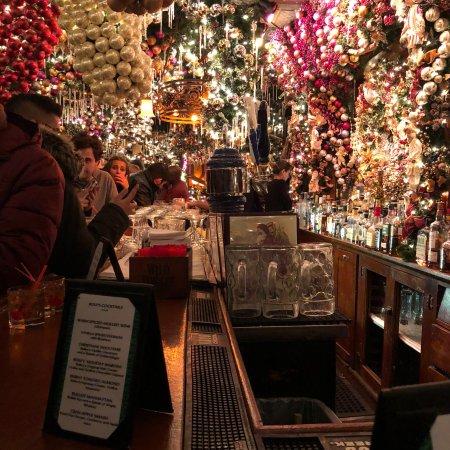Rolf 39 S Bar Restaurant New York Omd Men Om
