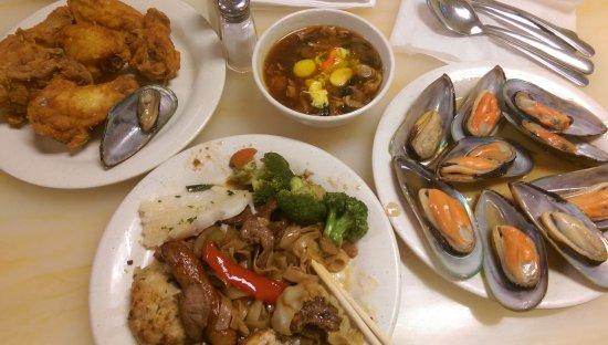 New China Buffet Milwaukee 3734 S 27th St Restaurant