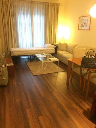 Mamaison Residence Izabella Budapest Picture