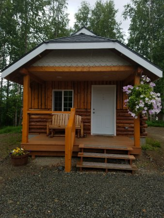 Denali Fireside Cabins & Suites: Fireside Cabins