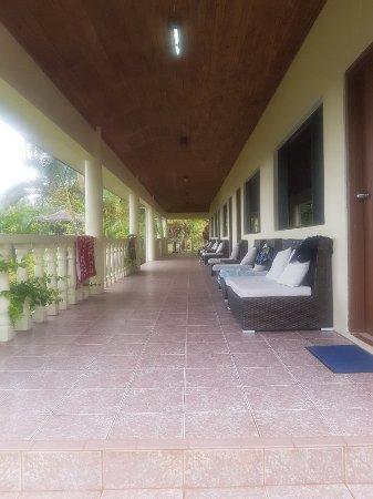 Korovisilou, Fidschi: Waidroka Bay Resort