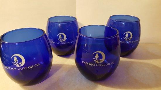 Rio Grande, NJ: Complimentary glasses