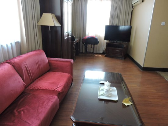 King's Joy Hotel: Suite