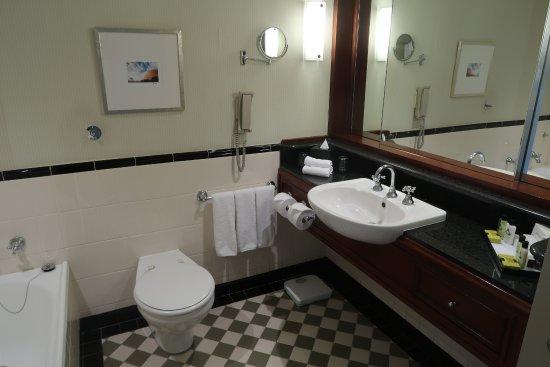 InterContinental Sydney: Bathroom