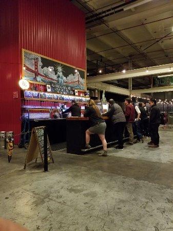 San Leandro, Καλιφόρνια: 21st Amendment Brewery