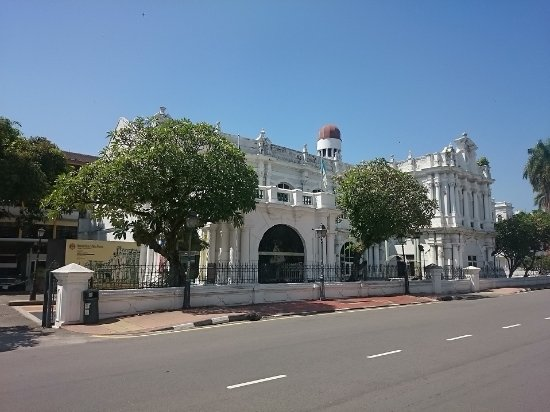 Penang State Museum and Art Gallery: 建物の外観