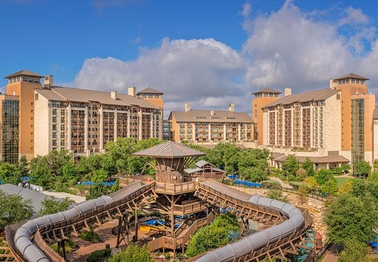 Jw Marriott San Antonio Hill Country Resort Amp Spa