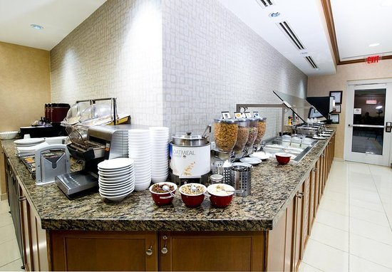 Hilton Garden Inn Vaughan Restaurant