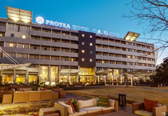 Protea Hotel by Marriott O.R. Tambo Airport : Exterior