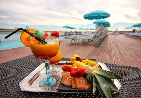 AC Hotel by Marriott Nice: Health club