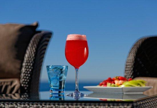 AC Hotel by Marriott Nice: Bar/Lounge