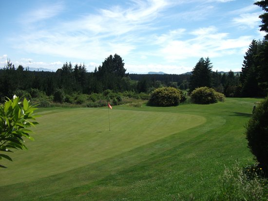 Turangi, Nueva Zelanda: 7th green