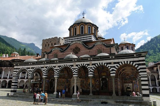 Full-day Rila Monastery, Stob ...