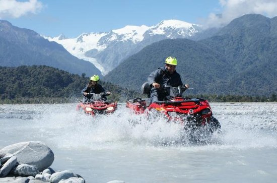 Franz Josef 2-Hour ATV Quad Bike Tour