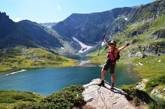 Rila Mountains, Seven Lakes Hike, and...