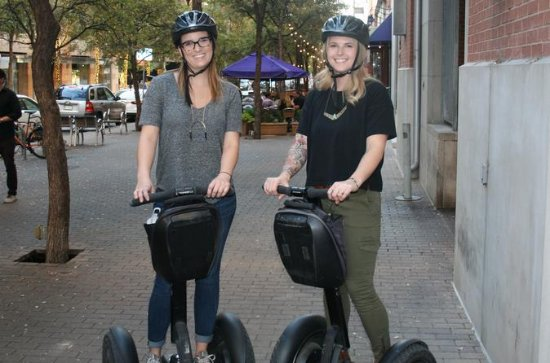 2-Hour Segway Tour of Historic San