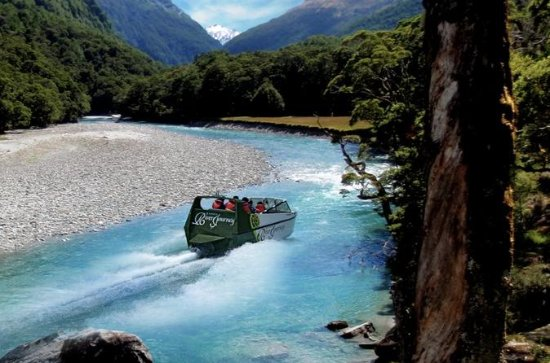 Halvdag Mount Aspiring National Park...