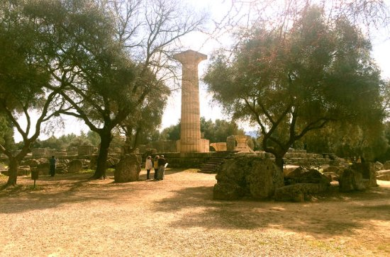 7-Day Private Tour of the Peloponnese...