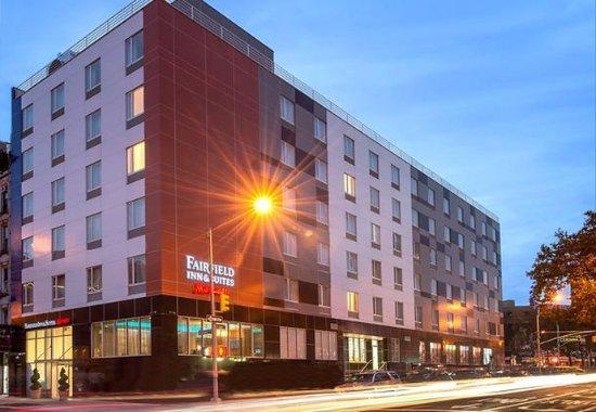 Fairfield Inn & Suites New York Manhattan/Downtown East: Exterior