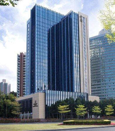 JW Marriott Hotel Shenzhen: Exterior