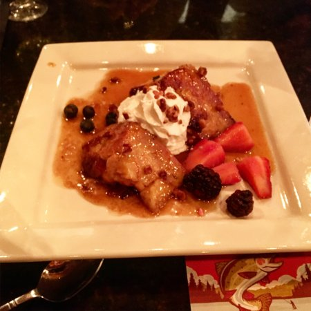 Murray, Γιούτα: Bread pudding
