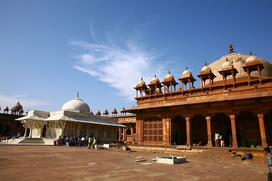 Image result for fatehpur sikri mosque