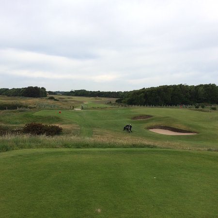 Royal Lytham & St. Annes Golf Club: Fantastic experience, best round of golf with my Champ