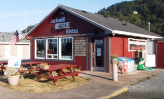 2017-08-19 Garibaldi Portside bistro