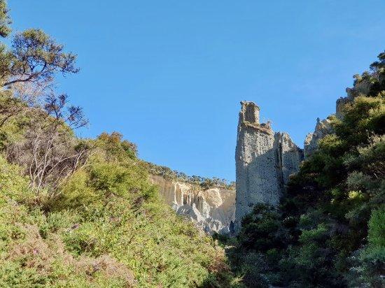 Wairarapa, Nueva Zelanda: Pinnacles Track