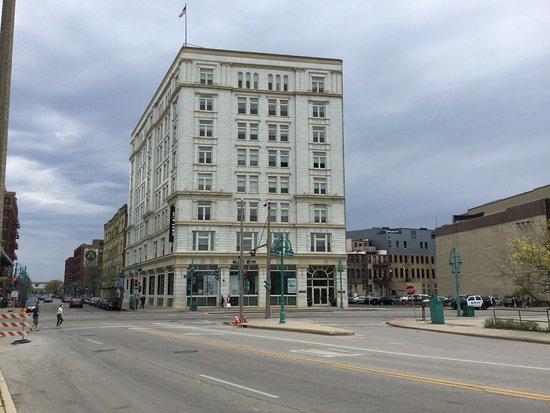 Historic Third Ward.