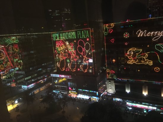 Regal Kowloon Hotel: Suite room view
