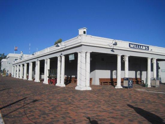 Grand Canyon Railway Hotel: Historic Williams Station