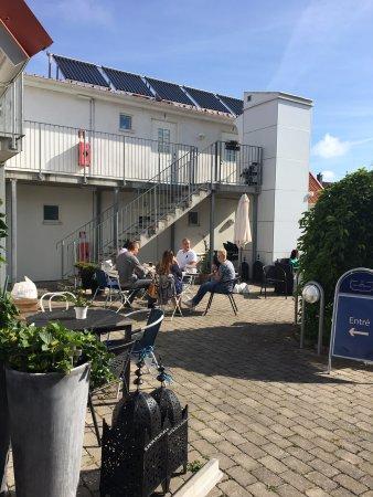 Vellinge, Swedia: Hotellgården