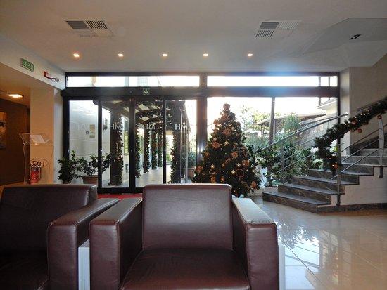 Hotel Magri's: la hall dell'hotel