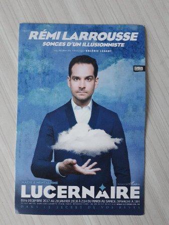 Theatre Lucernaire