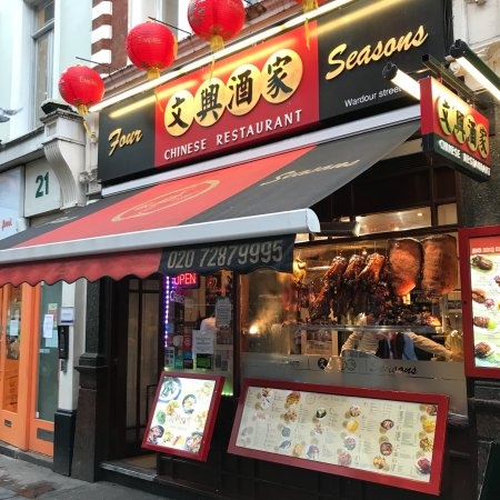 Four Seasons Chinese Restaurant Chinatown Photo0 Jpg
