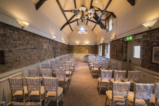Birdlip, UK: Wedding ceremony room